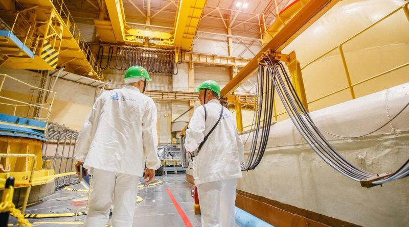 На Кольской АЭС стартовал заключительный этап модернизации энергоблока №2 для продления срока его эксплуатации до 2034 года