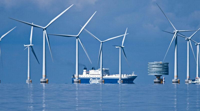 Морской ветер может дать в 18 раз больше энергии, чем нужно человечеству