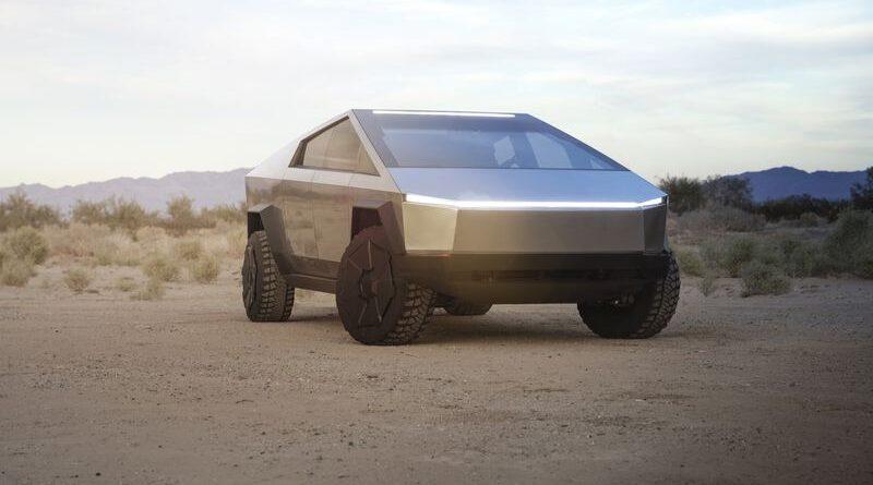 Tesla представила электрический пикап Cybertruck по цене от $39 900