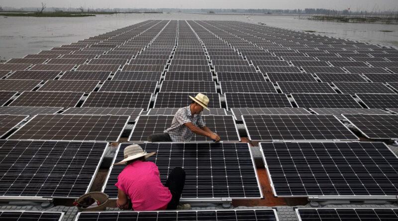 Китай прекратит субсидировать солнечные электростанции мощностью свыше 1 МВт
