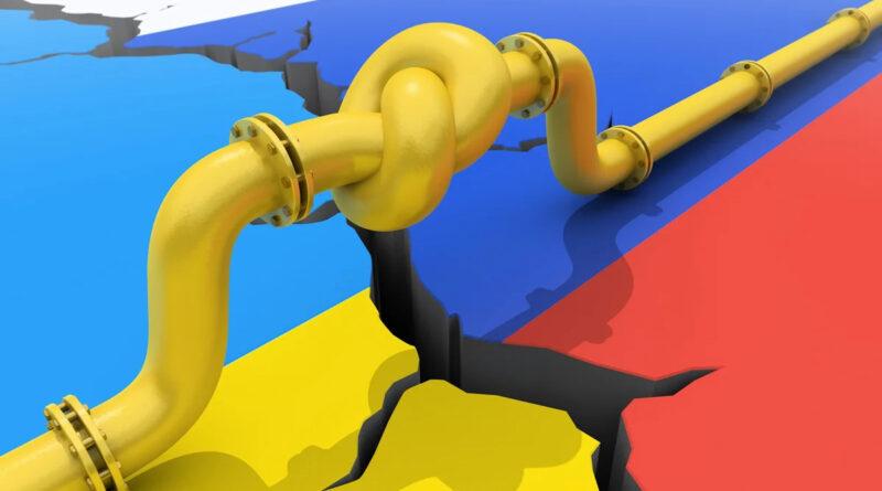"""Россия и Украина эскалируют """"газовую войну"""", пока Европа рисует """"карту страха"""""""