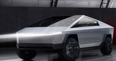 Несмотря на дизайн Cybertruck обладает отличной аэродинамикой