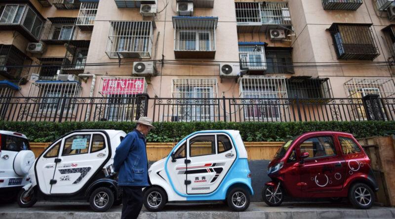 Китай повышает целевой показатель доли электромобилей в продажах на 2025 год до 25%