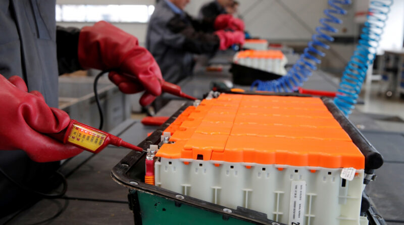 GM и LG Chem построят конкурента Gigafactory за $2,3 млрд