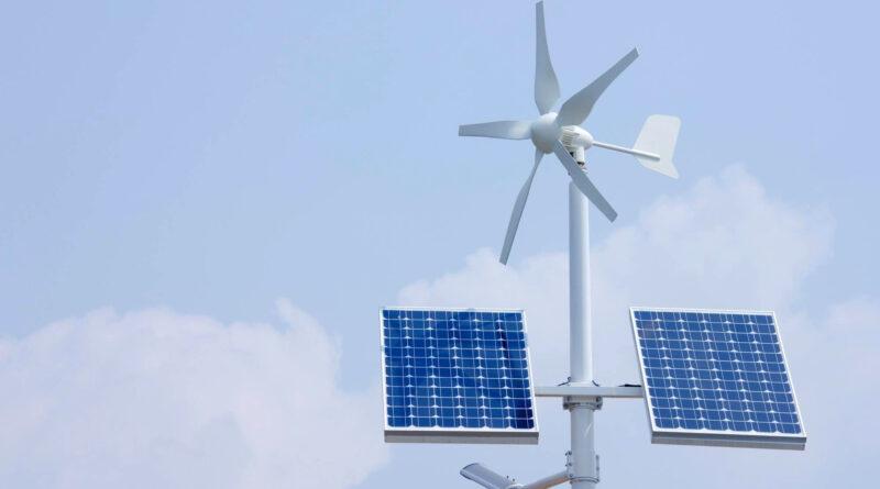 С продажи энергии от солнечных панелей и ветряков не будут взимать НДФЛ