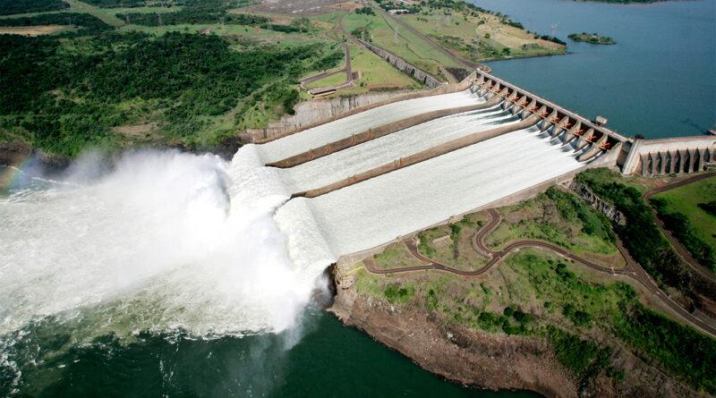 Топ-10 гидроэлектростанций в мире