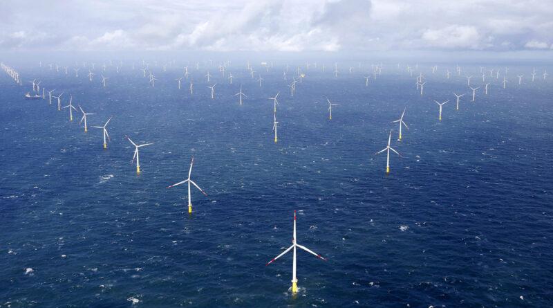 Мощность морской ветроэнергетики увеличится более чем в четыре раза к 2030 году