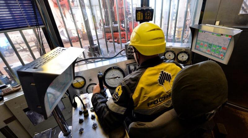 «Роснефть» внедряет систему искусственного интеллекта на буровых станках