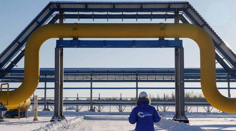 Сила Сибири: крупный российский газопровод