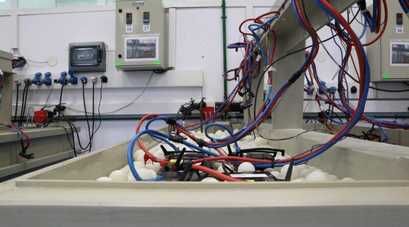 Улучшение характеристик батареи с помощью нейтронографии