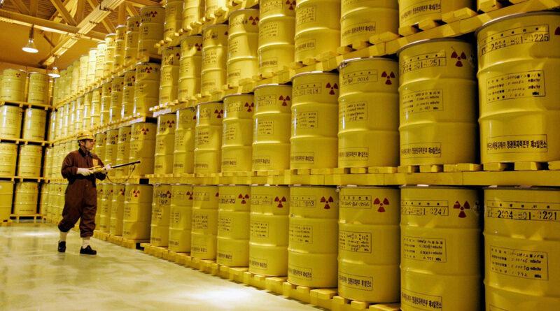 Сроки утилизации ядерных отходов