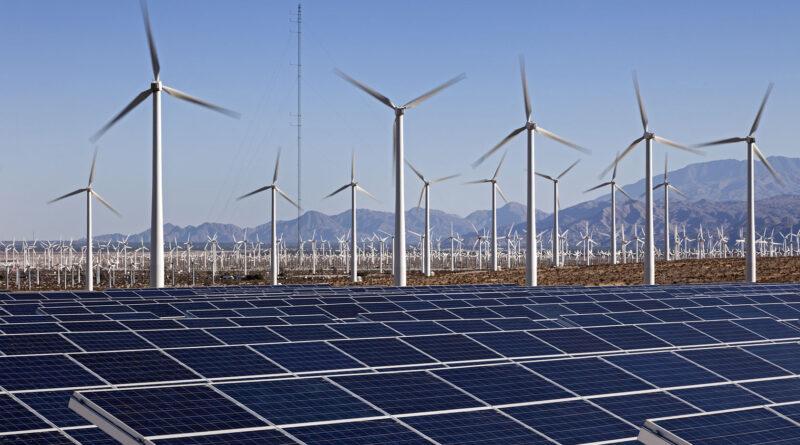 Наиболее используемые в мире возобновляемые источники энергии