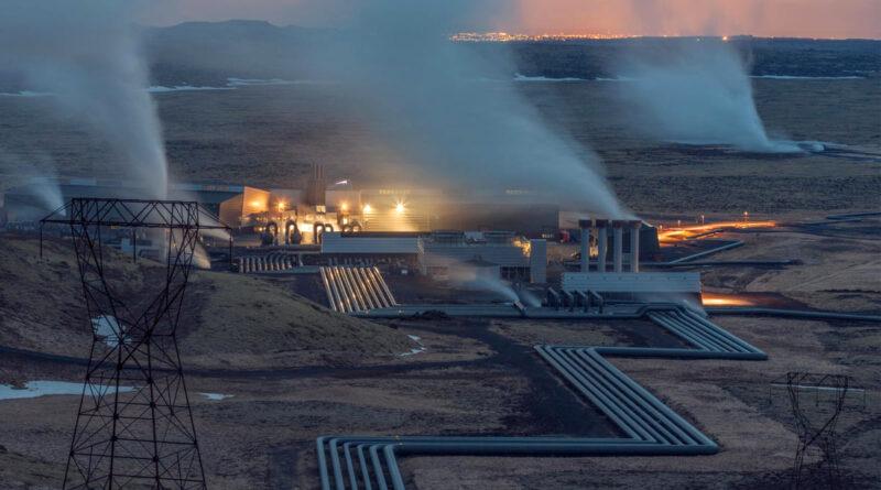 Исландия продолжает добиваться прогресса в освоении геотермальной энергии