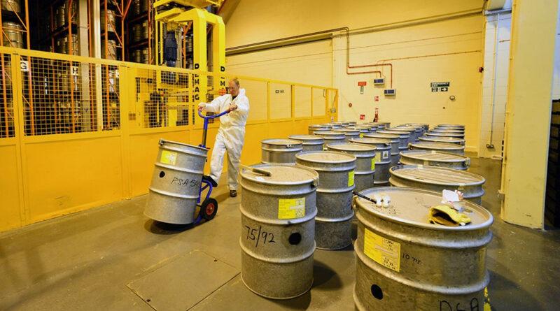 Нержавеющая сталь не может быть лучшим выбором для хранения ядерных отходов